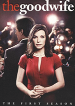 The Good Wife Season One poster