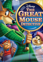The Great Mouse Detective DVD
