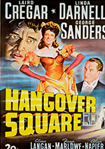 Hangover Square poster