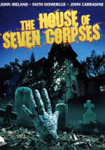 The House of Seven Corpses DVD