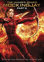 The Hunger   Games: Mockingjay Part Two DVD