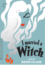I Married a Witch DVD