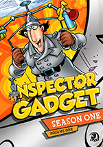 Inspector Gadget Season One DVD