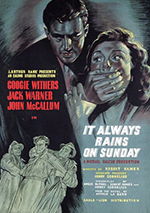 It Always Rain on Sunday poster