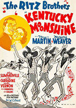 Kentucky Moonshine poster
