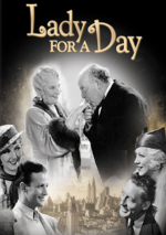 Lady for a Day DVD