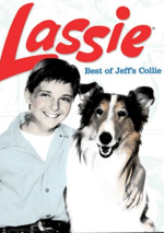 Lassie Jeff's Collie DVD