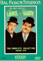 Laurel & Hardy Lost Films DVD