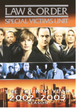 Law and Order: Special Victims Unit season 4 DVD