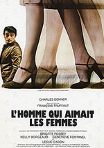 The Man Who Loved Women poster