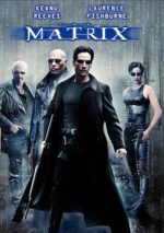 The Matrix DVD