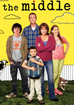 The Middle DVD