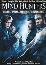 Mindhunters DVD