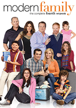 Modern Family Season 4 DVD