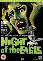 Night of the Eagle DVD
