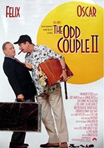 The Odd Couple 2 poster