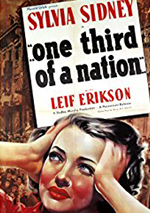 One Third of a Nation poster