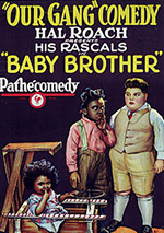 Our Gang Baby Brother poster