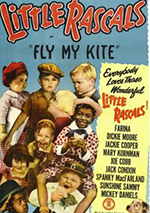 Our Gang Fly My Kite poster