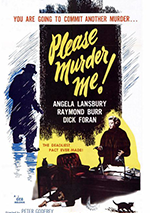 Please Murder Me! poster
