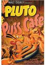 Puss Cafe poster