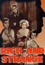 Rich and Strange DVD
