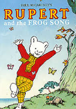 Rupert and the Frog Song artwork