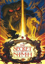 The Secret of NIMH artwork
