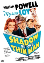 Shadow of the Thin Man DVD