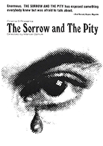 The Sorrow and the Pity poster