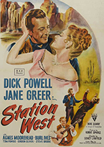 Station West poster
