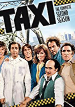 Taxi Season Two DVD