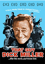 That Guy Dick Miller poster
