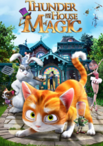 Thunder and the House of Magic DVD