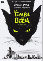 The Tomb of Ligeia DVD