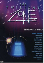 The Twilight Zone seasons 2 and 3 DVD