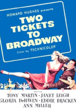 Two Tickets to Broadway DVD