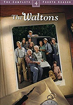 The Waltons Season Four DVD