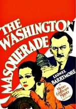 The Washington Masquerade poster