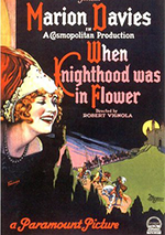 When Knighthood was in Flower poster