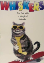 Whiskers VHS