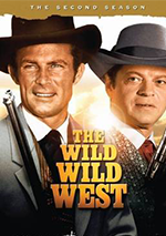 The Wild Wild West Season Two DVD