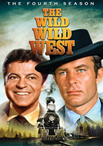 The Wild Wild West Season Four DVD