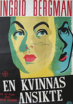 A Woman's Face poster