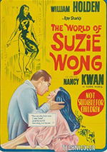 The World of Suzy Wong poster