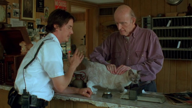 All Roads Lead Home - Cody Jason London returns cat Linus to Poovey Peter Boyle closer shot