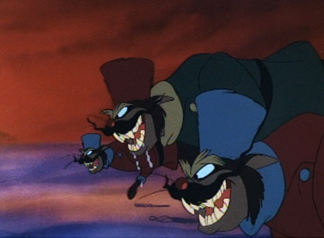 An American Tail - Cossack cats attack