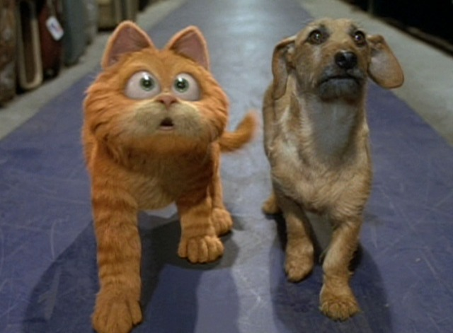 garfield 2004 cinema cats