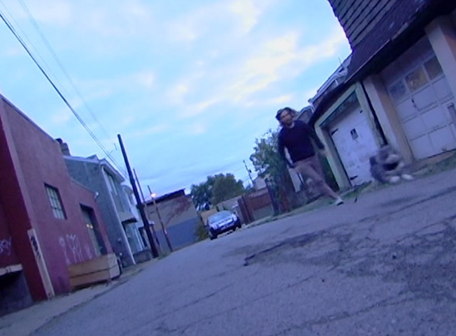 Ramblin' Freak - Parker Smith chasing Cat down the street