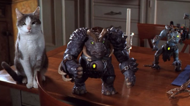 Small Soldiers 1998 Cinema Cats
